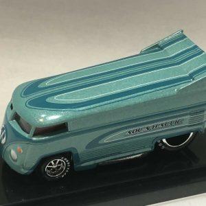 HOT WHEELS LIBERTY PROMOTIONS - AQUA-HAULIC VW DRAG BUS 1012 of 1300