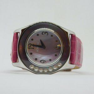 Honora Genuine Leather Quartz Analog Ladies Watch