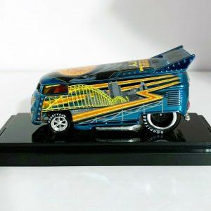 Hot Wheels Liberty Promotions Hot Wheels '17 Nationals VW Drag Bus #641/1000 New
