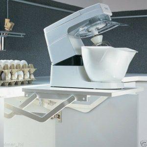 Kitchen Appliances Parallel Foldaway Fittings Holding Mechanism - 11731