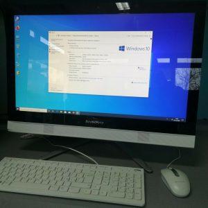 LENOVO C50-30 ALL-IN-ONE perfettamente funzionante I3-4 4 GB HD 500 GB W8 - W10