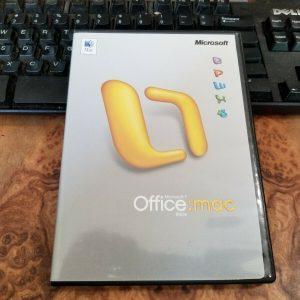 Microsoft Office 2004 for MAC Standard Edition W Product Key