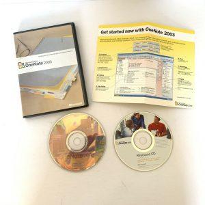Microsoft Office OneNote 2003 w/ Product Key