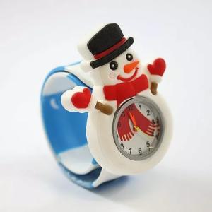 New Jinglebell Jewellery Pop Watch - Snow Man Kid's Watch - FREE UK DELIVERY!