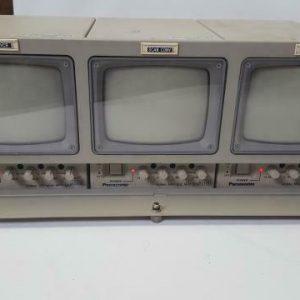 Panasonic WV-BM503 Triple Video Monitors WV-BM500U 1998