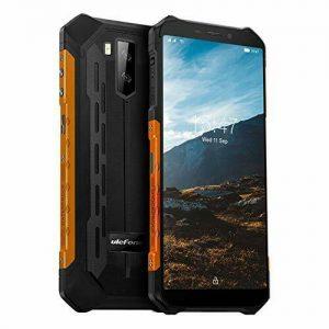 Rugged Smartphones SIM Free Unlocked, 4GB RAM 64GB ROM Octa-core, 13MP Dual