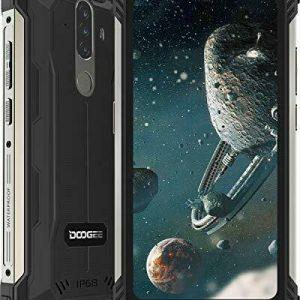 Rugged Smartphones Unlocked, DOOGEE S58 Pro (2020) Android 10, 6GB+64GB+SD
