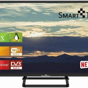 "SMART-TECH 32"" P28SL SMART TV WI-FI TV LINUX DVB-T2/S2/C VGA HDMI USB NETFLIX"