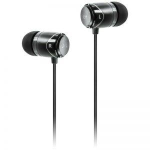 SoundMAGIC E11 In Ear Isolating Earphones - Black (Open Box)
