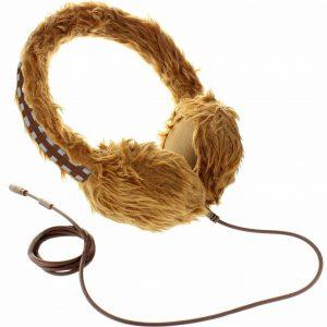 Star Wars Wookie Headphones - Brown - Free 90 Day Guarantee