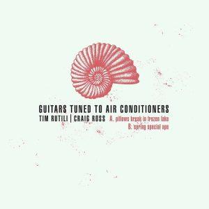 TIM & ROSS,CRAIG RUTILI - GUITARS TUNED TO AIR CONDITIONERS   VINYL LP NEU