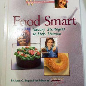 Women's Edge: Food Smart : Savory Strategies Prevention Health Books for Women~