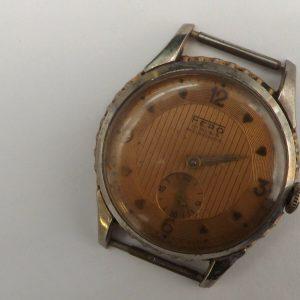"""a vintage gents manual wind """"fero"""" watch"""