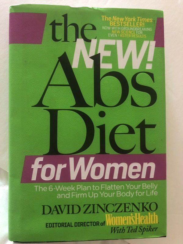 Abs Diet For Women Book