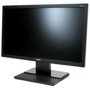 """Acer V206HQL 19.5"""" Monitors (1600 x 900 @ 60HZ LED, DVI, VGA)"""