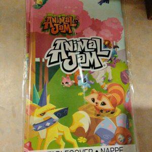 Animal Jam Tablecover animal jam tablecloth Birthday supplies