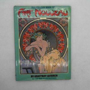 Art Nouveau (All Colour Books S.) Warren, Geoffrey: