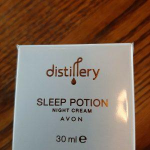 Avon Distillery Sleep Potion Night Cream 30 ml - Clean Beauty Vegan Product