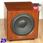 BK Electronics XXLS400-FF Subwoofer in Mahogany Veneer
