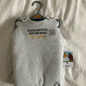 Baby Winter Weight 2.5 Tog Gruffalo Sleeping Sleep Bag 12-18 Months New