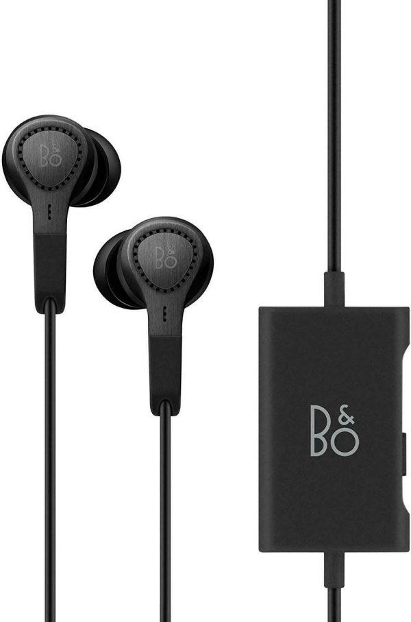 Bang & Olufsen Beoplay E4 Advanced ANC In Ear Earphones - Black