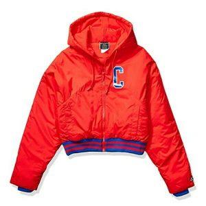 Champion LIFE Women's Fashion Jacket Scarlet Jacket