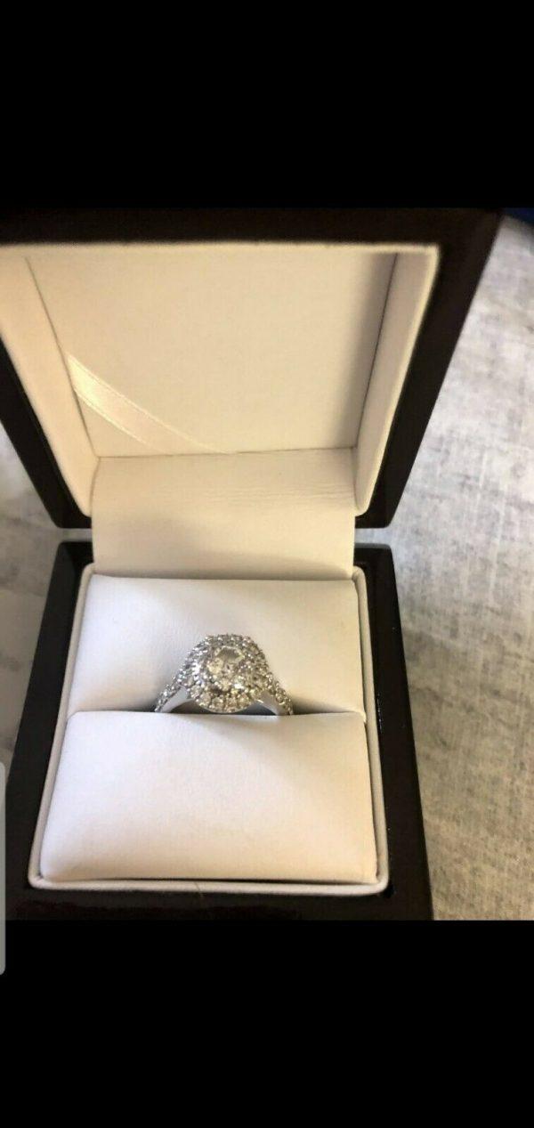 Diamond ring size 7
