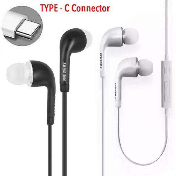 Genuine Samsung EHS64 Type-C Earphones Headphones For Galaxy S20 Ultra S20+ A90