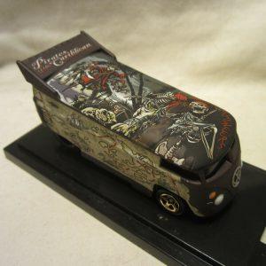 Hot Wheels Liberty Promotions Pirates Caribbean VW DRAG BUS Sneak Attack #180
