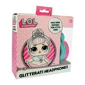 Kids' Licensed Headphones, L.O.L Surprise Head Phones.