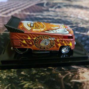 Liberty Promotions Hot Wheels 2011 Cincinnati Nationals VW Drag Bus #1032/1300