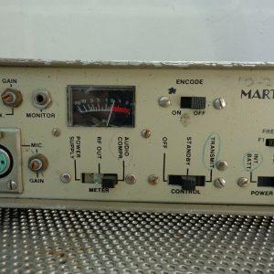 Marti Electronics RPT-2 Transmitter RPT2 remote TX unit