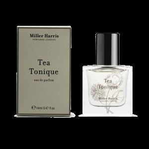 Miller Harris Perfumes London New Boxed Eau de Parfum Tea Tonique Travel 14ml