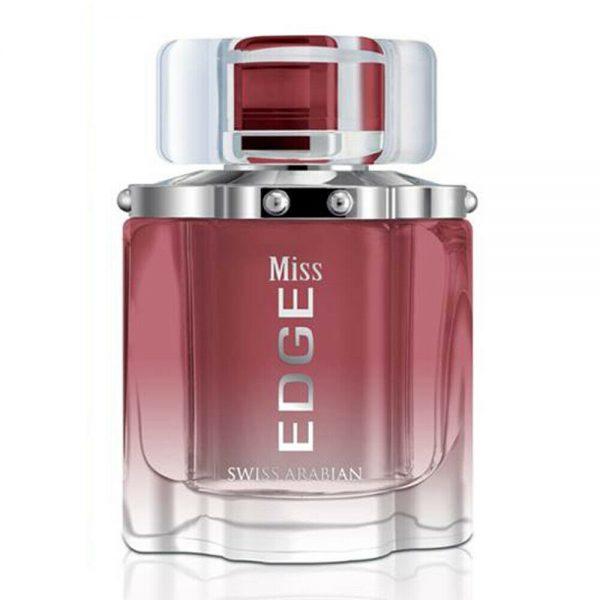 Miss Edge for Women Eau de Parfum by Swiss Arabian Perfumes - 100 mL