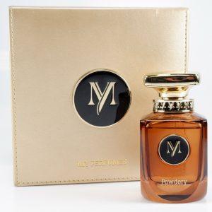 My Perfumes Powdery ca. 95 ml Extrait de Parfum Natural Spray Non Alcohol