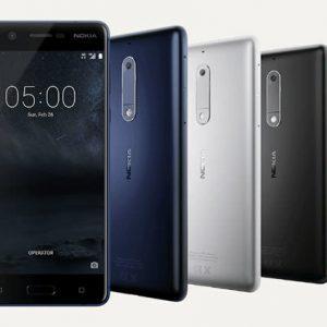 Nokia 5 LTE 16GB Storage 13MP 2GB RAM Unlocked Smartphones GRADEs
