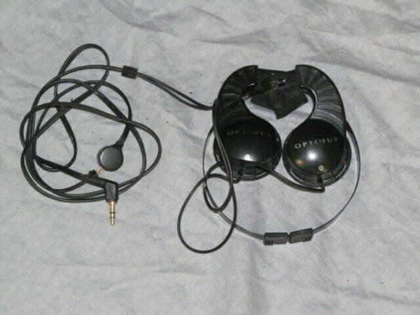 Optimus Pro 45 Over Ear Stereo Headphones