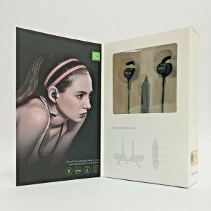 QCY M1C Magnetic Wireless Bluetooth Earphones Earbuds Kopfhörer Noise Reduction