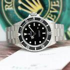 Rolex Submariner No Date Stahl Ref:14060M - Rolex Box & Papiere von 2005