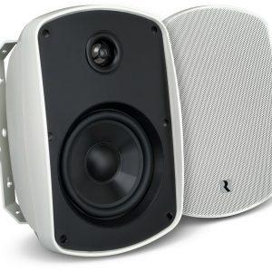 Russound 5B65B Main / Stereo Speakers White Pair