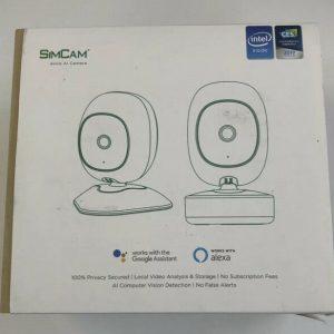 SIMCAM Evice AI Home Security Camera SC-A101