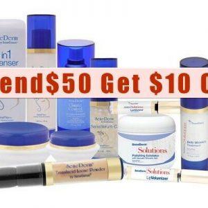 SeneGence Skin Care/Makeup/Body Care Products SeneDerm Anti-Aging SALE