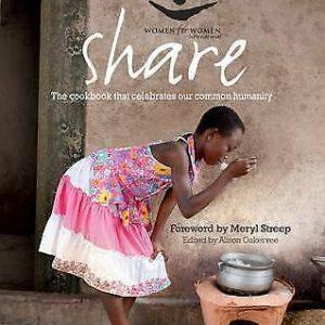 Share: The Women for Women Cookbook by Kyle Books (Hardback, 2013)