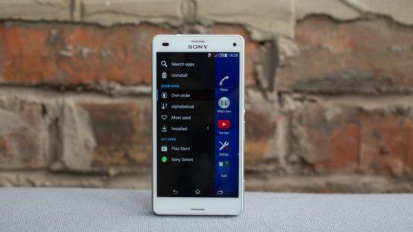 Sony xperia z3 COMPACT smartphones unlock sim free grade