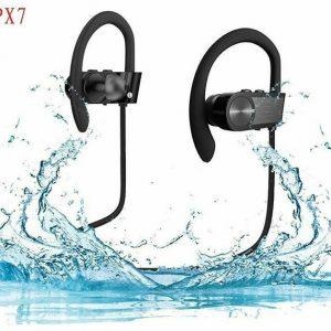 Sports Wireless Bluetooth Headphones Earphones Ear Hook Run Earbuds All Devices