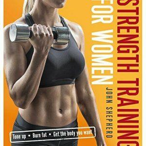 Strength Training for Women by John Shepherd Book The Cheap Fast Free Post