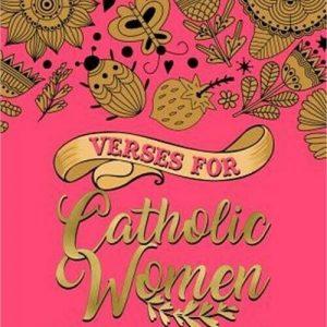 Verses for Catholic Women: A Catholic Coloring Book Devotional: Catholic Bible V