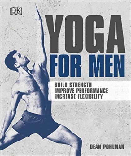 Yoga For Men BOOK NEW